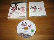 PS3 game - Final Fantasy XIII-2 (complete PAL)
