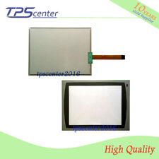 Touch screen for AB 2711P-T15C10D6 PanelView Plus CE 1500 with Front overlay