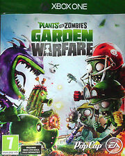 Plants vs. Zombies: Garden Warfare (Microsoft Xbox One, 2014)