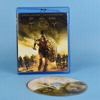 Troy Director's Cut Blu-Ray - 2004 - Bilingual - GUARANTEED