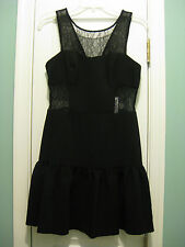 BCBGENERATION LACE SEAMED PANEL DRESS STYLE GEF6Y767 SIZE 8