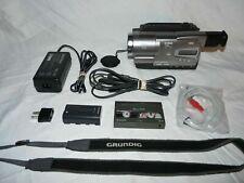 Grundig PAL LC3100 LC3100HE PAL HI8 8mm Video8 Camcorder Player Video Transfer