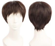 HIGH QUALITY Voltron Lance Wig Cosplay Short Brown hair S111