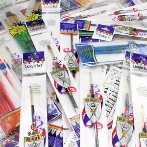 Royal & Langnickel 96 brushes Brush assorted sizes & shapes Job Lot