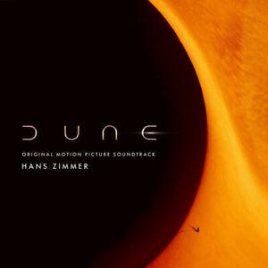 HANS ZIMMER: DUNE (SOUNDTRACK) (CD) sealed