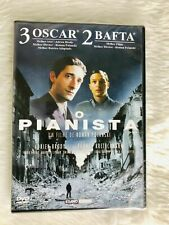 The Pianist (DVD, 2003) Portuguese Pianista