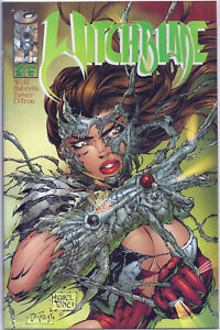 Witchblade #2 - FIRST PRINT! VFNM or Better!! Image Comics
