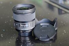 """Sigma 24 mm f1.4 """"ARTE"""" lente, ottime condizioni. Lenti mozzafiato."""