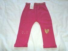 Pantalon , Rose, Taille élastique , 24 MOIS , NEUF
