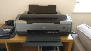 Epson Stylus Photo R1800 A3 Printer
