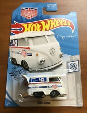Hot Wheels 2019 - Volkswagen - Kool Kombi (White) - *NIP*