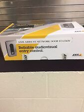 *NEW* Axis A8004-VE PoE Network Door Video Station Security Camera P/N: 0673-001