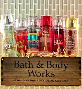 Bath and Body Works FRAGRANCE MIST Full Size NEW Choices