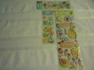FUN IN THE SUN!! 3 PACKS BY JOLEE'S BOUTIQUE AND K& CO.