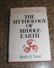 The Mythology of Middle Earth by Ruth S. Noel - HCDJ - LOTF
