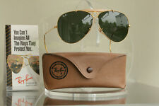 Excellent: Bausch & Lomb Ray Ban USA Shooter Sport Harley , BL Vintage