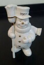 Lenox Frosty the Snowman Figurine 2007