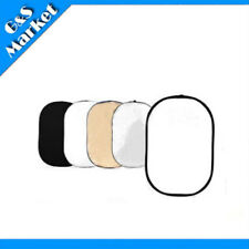 """24""""-36"""" 5in1 Light Mulit Collapsible Reflector 60*90cm"""