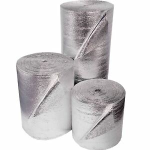 Low-E Reflective Foil Insulation TAB VCL, Recycled, Eco, Roll