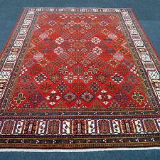 Alter Orient Teppich 293 x 230 cm Perserteppich Rot Old Red Carpet Rug Alfombra