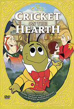 The Cricket On The Hearth (DVD, 2007) NEW