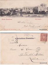 # CIVITA CASTELLANA - FORTE SANGALLO   1900