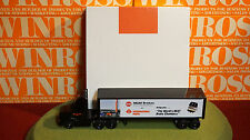Winross Diecast 1/64 Scale Truck MGM Brakes/International Parts Cargo 1997