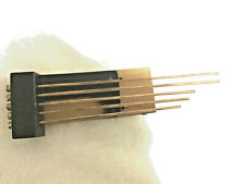 New listing Hermle Westminster Chime rods and block #35 (five copper in chime block)