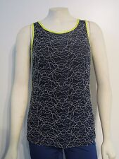 Womens Size 0 Banana Republic Floral Fashion Casual Sleeveless Blouse Top Shirt