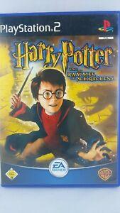 Harry Potter und die Kammer des Schreckes Sony Playstation PS2 mit Anleitung