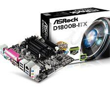 Asrock Scheda Madre D1800b-itx mITX CPU integrata - Bb-s0200900