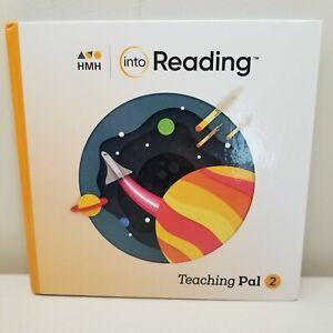 HMH Into Reading Teaching Pal Grade 5 Book 2 Homeschool Teacher Book Hardcover