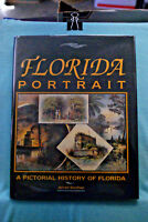 Florida Portrait - A Pictorial History of Florida by Jerrell Shofner - Hardbound