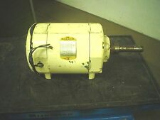 Baldor 7-2041-5011 ac motor 10hp saw duty TE   3ph 460v 60Hz 13amps 1725rpm