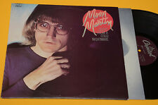 MOON MARTIN LP SHOTS FROM A COLD NIGHTMARE ORIG ITALIE 1979 EX TOP AUDIOPHILES