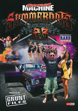 OFFICIAL Street Machine SUMMERNATS 23 DVD by Grunt Files! V8s Burnouts Cruising