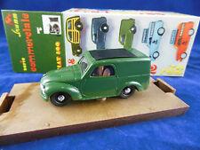 BRUMM R51 FIAT 500 UTILITAIRE commercial en vert ( VERDE)