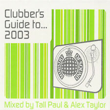 Clubbers Guide to ... 2003 - Various Artists    *** BRAND NEW 2CD SET ***