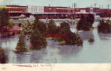SHREVEPORT, LA. THE LEVEE 1908