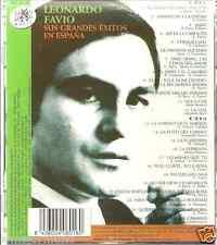RARE 70s 80'S 2CDs+booklet LEONARDO FAVIO de pronto sucedio LA SUBIENDA la cita