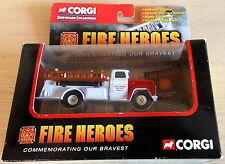 Corgi Fire Heroes Die-Cast Fire Truck 1/50 Fire Pumper Baltimore MD (2002)