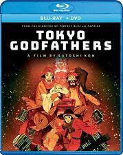 Tokyo Godfathers (Blu-ray+DVD, 2020) NEW w/SLIP