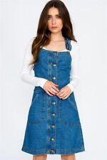 Vestiti da donna blu con spalline senza maniche