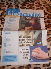 Revue Kiné Actualités - n° 1006, 2005