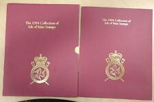 The 1994 Collection of Isle of Man Stamps in Slipcase, Complete MNH