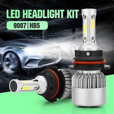 2 X 9007 HB5 200W 23800LM LED Headlight Kit Hi/Low Beam Bulb 6000K High Power