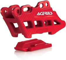 Acerbis MX Chain Guide Block Red Honda CRF450R 07-17