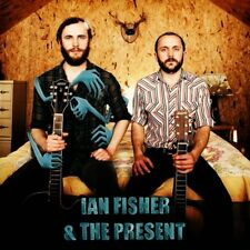 IAN & THE PRESENT FISHER - IAN FISHER & THE PRESENT  CD NEW+