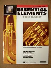 Essential Elements For Band Baritone B.C. Book 2