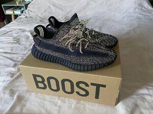 Adidas Yeezy Boost 350 v2 Static Black Reflective UK11 US11.5 Deadstock In Hand